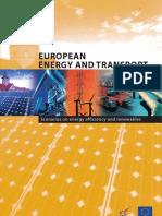 2006 Scenarios on Energy Efficiency