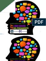 LEY LIBRE EMISIÓN DEL PENSAMIENTO