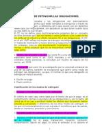 Teoria de Las Obligaciones v -UVM -2011
