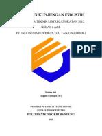 Laporan Kunjungan Industri.doc