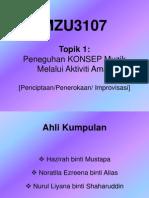 MZU3107 Topik 1