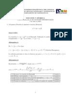 Solucion de examen de ecuaciones diferenciales ESPOL