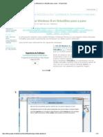 Como Instalar Windows 8 en VirtualBox