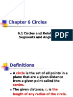 6.1 Circle and Related Segments and Angles.ppt