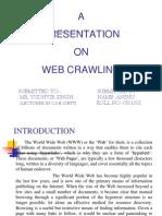 WEB CRAWLER.ppt