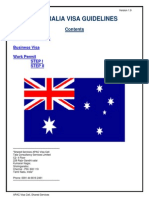 Australia Visa Guidelines - Version 1.9.doc