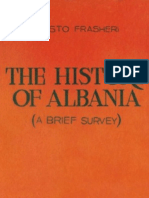 The History of Albania