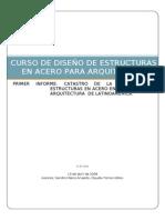CURSO_DE DISEÑO DE ESTRUCTURAS EN ACERO PARA ARQUITECTOS
