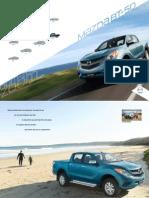 Features of Mazda BT 50