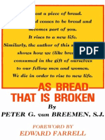 As Bread That is Broken - Peter G. Van Breemen