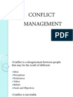 Conflict Unit 3