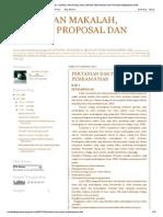 Kumpulan Makalah, Kliping, Proposal Dan Skripsi_ Pertanian Dan Proses Pembangunan