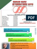 Kelompok 2 Etika Bisnis Dan Profesi Analisa Lap.ganda Bank Lippo.presentasi