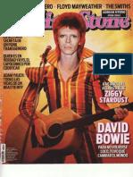 Gilmore, Mikal (2012) D. Bowie, a 40 años de Ziggy, jul [Rev. R. Stone]