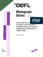 TOEFL Communicative Competence via Reading.pdf