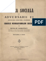 Anarhism - Nicolae Basilescu