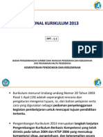1 1 Rasional Kurikulum 2013 Rev