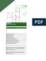 poutre rectangulaire Eurocode .xls