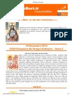 Newsletter San Paolo Bari Oggi 9