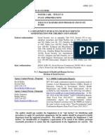 North Carolina Title IV-E Maximization Program and State Funds (2013)