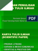 pedoman penulisan karya tulis ilmiah.ppt