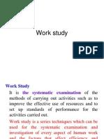 APM - UNIT IV WORK STUDY.ppt