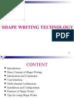 shapewriting ppt.ppt