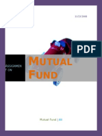 Mutual Fund.doc
