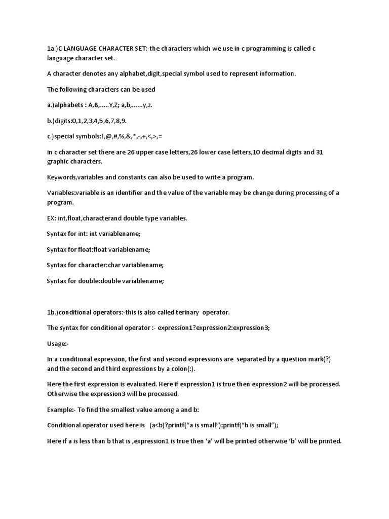 C Assignmentcx Data Type Integer Computer Science