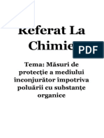 Masuri de Protectie a Mediului Inconjurator Impotriva Poluarii Cu Substante Organice.[Conspecte.md] (1)