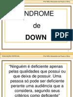 Apresentacao Sindrome de Down