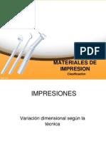 Materiales de Impresion
