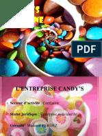 Candy s Strategie de Distribution