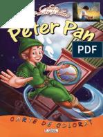 Peter Pan - Carte de citit si colorat.pdf