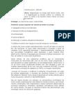 Esclerose Lateral Amiotrófica (ELA) - Resumo