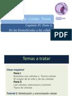 Celulas I Teoria Celular 2012