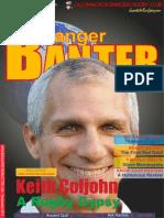 Banger Banter Newsletter July - Sept 2013