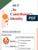 2-Contributor's identity.pptx