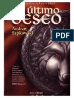 Andrzej Sapkowski - Geralt de Rivia I, El último deseo.pdf