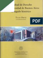 FACULTAD DE DERECHO DE LA UNIVERSIDAD DE BUENOS AIRES