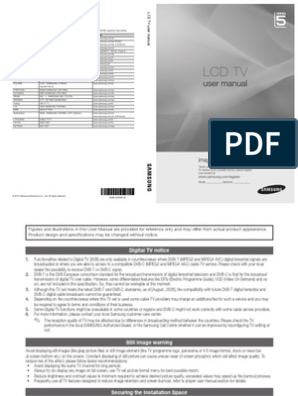 Mobile Porta Tv Con Audio Surround Integrato.Samsung Le32c530 Magyar Nyelvu Hasznalati Utasitas Hdmi