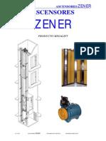 Catalogo Tecnico Comercial Megalift Zener