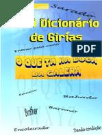 Dicionário de Gírias