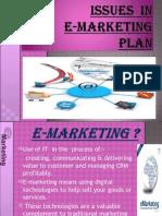 e Marketing Plan