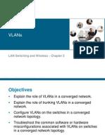 Exploration LAN Switching Chapter3