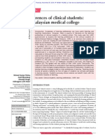 Learning preferences of clinical students a study in a Malaysian medical college. - Sinha et al. - International Journal of Medicine and.pdf