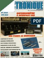 Electronique Et Loisirs 111 Ete-2010