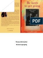 Be Keen to Get Going - William Carey's Theology - Thomas Schirrmacher