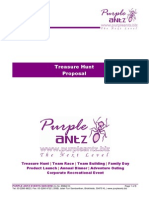 Treasure Hunt Proposal - Purple Antz Event v6.2