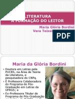 LITERATURA - A FORMAÇÃO DO LEITOR